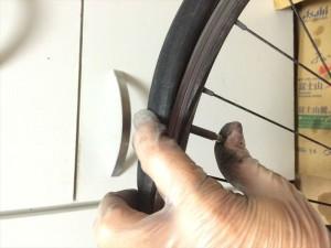 タイヤ・チューブ交換